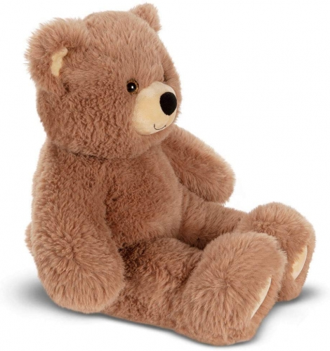 Youandy Vermont Teddy Bear Cuddly Soft – Brown Bear Stuffed Animal, Oh So Soft, 18 inch